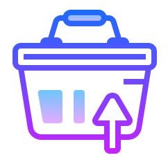 Visual Pharm Icon - pixel based retargeting