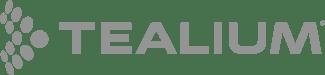 Tealium Logo Light Gray
