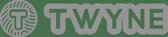 Twyne Logo Light Gray