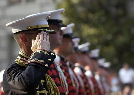 soldiers-military-attention-salute-40546