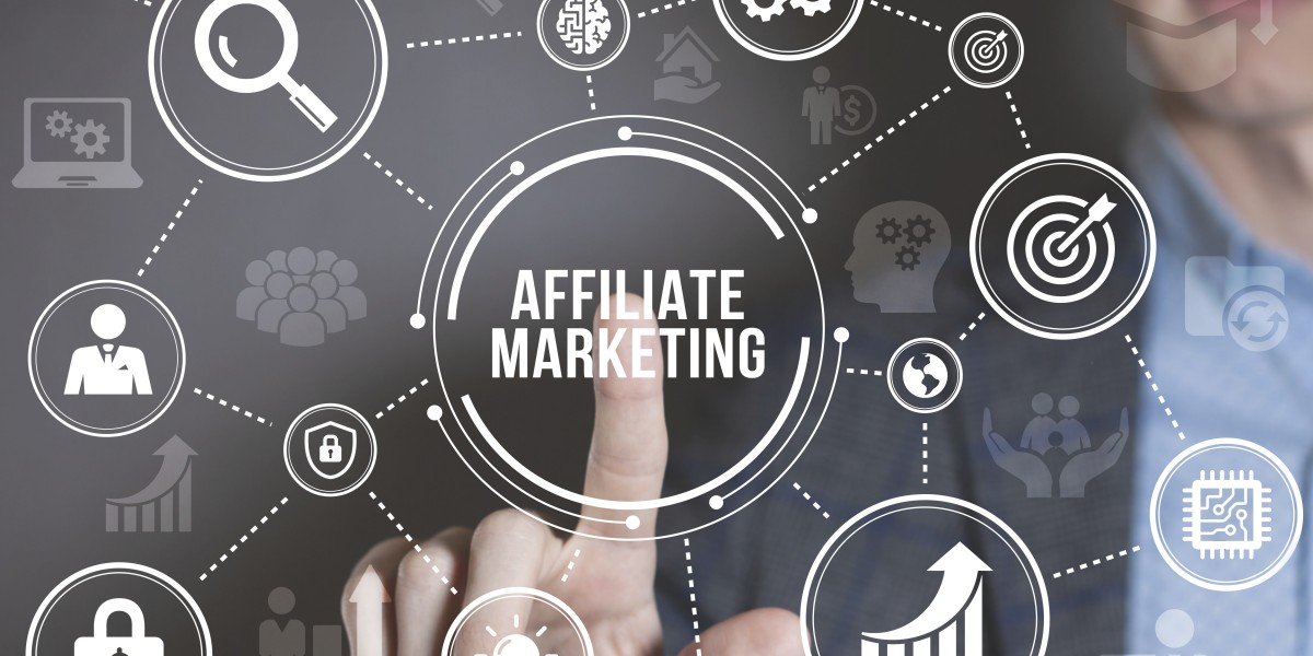 businessman-tapping-affiliate-marketing-button